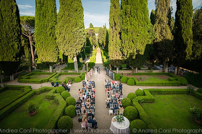 Wedding in Tuscany Luxury Villa
