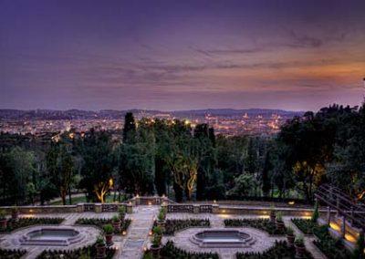 Italian Garden Night