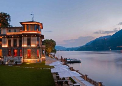 Exclusive Italian Lake Wedding